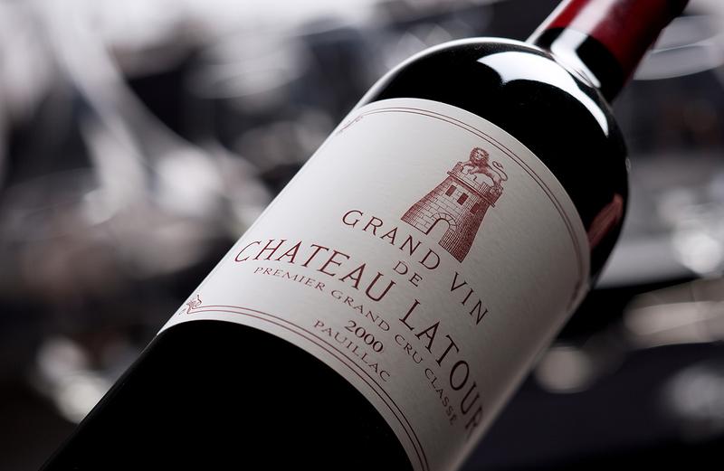 2000 シャトー・ラトゥール Chateau Latour 当たり年 評判 飲み頃は?