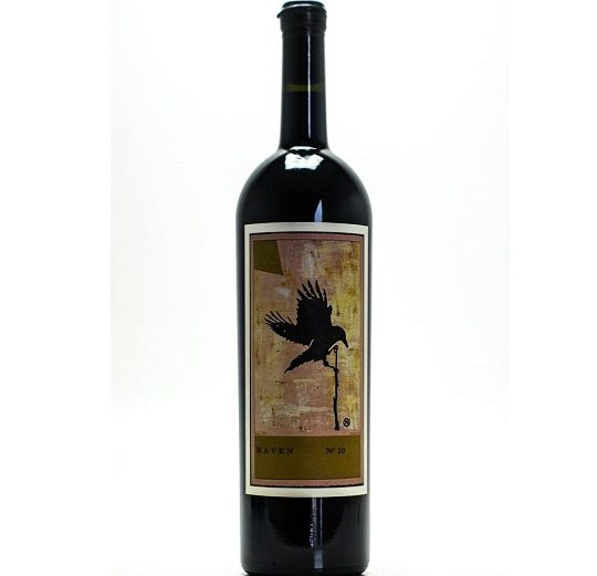 2006 Sine Qua Non Raven Series No 10 Syrah 1.5L